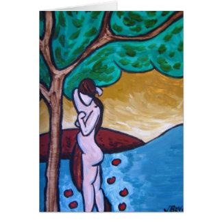 Eve und der Baum des Wissens Karte