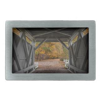 Everatt Straßen-überdachte Brücke Rechteckige Gürtelschnalle