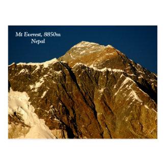 Everest Postkarte