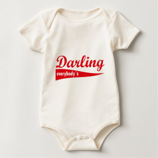 everybody´s darling baby strampler