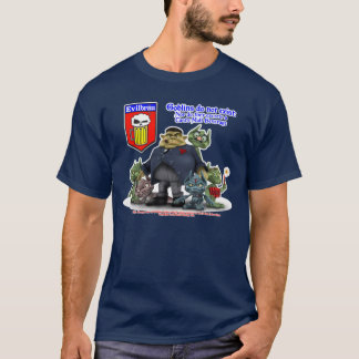 Evilbrau Kobold-Shirt T-Shirt