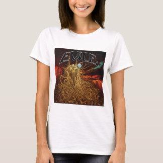 Evile - angestecktes Nationsmädchen-Shirt T-Shirt