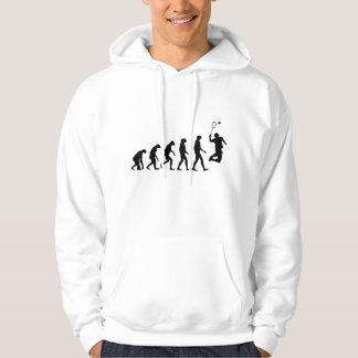 Évolution de badminton veste à capuche