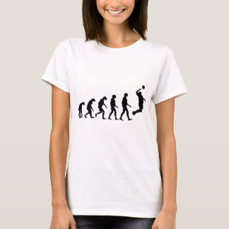 Evolution des Volleyballs T-Shirt