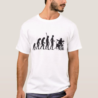 evolution drummer T-Shirt