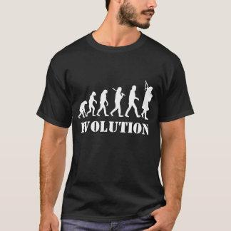 Evolution eines Scotsman-T-Shirts T-Shirt