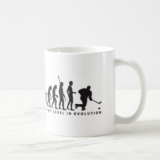 evolution icehockey kaffeetasse