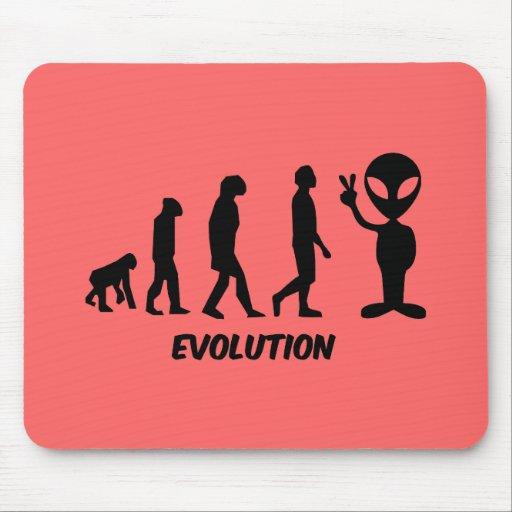 Evolution Mousepads