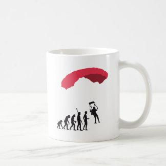 evolution Parachute Kaffeetasse