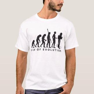 évolution plus firefighter t-shirt