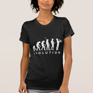 Evolution Saxophon black T-Shirt