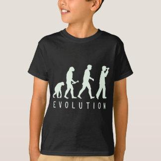 Evolution: Vogelbeobachter T-Shirt