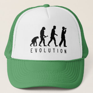 Evolution: Vogelbeobachter Truckerkappe