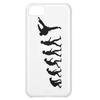 Evolution von Karate iPhone 5 Fall iPhone 5C Hülle
