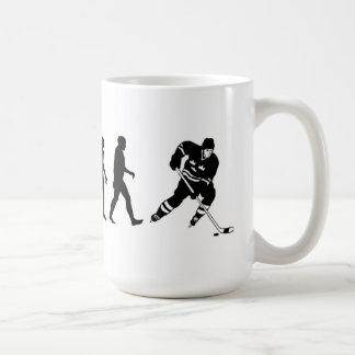 Evolutions-Hockey-Tasse Kaffeetasse