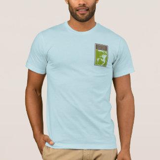 Evolutions-Regeln! 98,76% Schimpanse auf T-Shirt