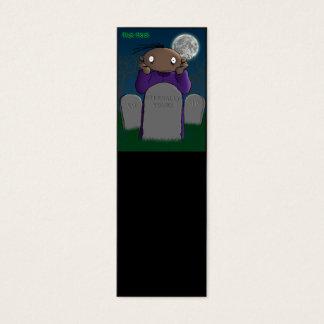 Ewig Ihr - dunkler Derek Mini Visitenkarte