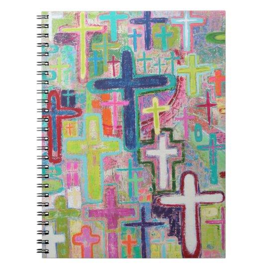 Ewigkeits-Notizbuch Spiral Notizblock