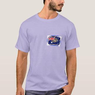 EX AFGHANISCHER VETERANEN-TASCHEN-ENTWURF T-Shirt