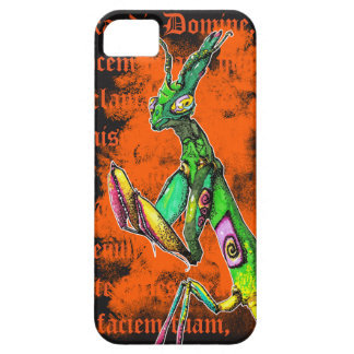 Exaudi Domine Blumemantis-Telefon-Kasten Schutzhülle Fürs iPhone 5