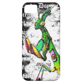 Exaudi Domine Blumemantis-Telefon-Kasten - Weiß Hülle Fürs iPhone 5