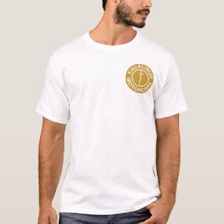 Excalibur Auto-Goldlogo T-Shirt