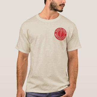 Excalibur Auto-Rotlogo T-Shirt