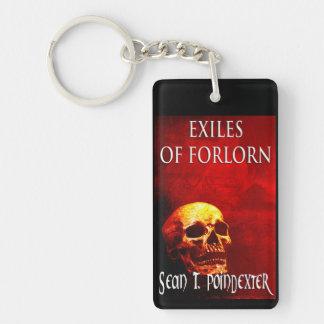 Exile des verlassenen Designers Keychain Schlüsselanhänger