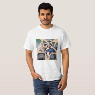Exklusivrecht, confortável. Schön, und T-Shirt