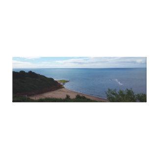 Exmouth Horizont Leinwanddruck