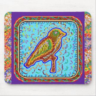 Exotische Vögel durch Naveen Mauspads