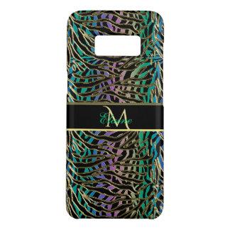 Exotischer vergoldeter Raum-alien-Tierdruck Case-Mate Samsung Galaxy S8 Hülle