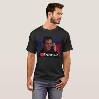 Experty.io Liam Neeson genommen T-Shirt