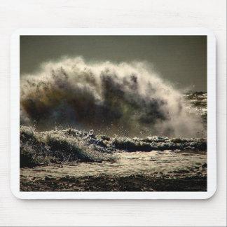 Explosion im Ozean Mauspads