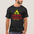 Explosiver Techniker T-Shirt