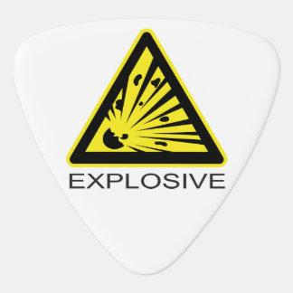 Explosives GefahrenPlektrum Plektrum