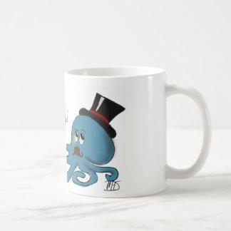 Extravagante Krake Kaffeetasse