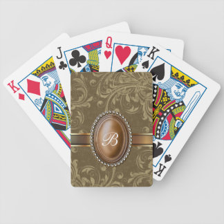 Extravagante personalisierte Spielkarten