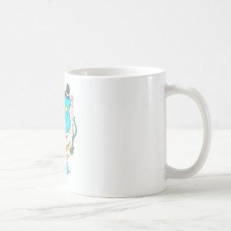 Extravaganter Herr Narwhal Kaffeetasse
