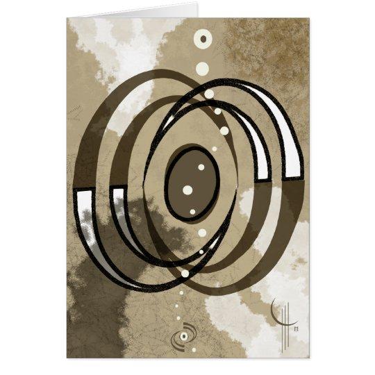 EyeBot Grußkarte