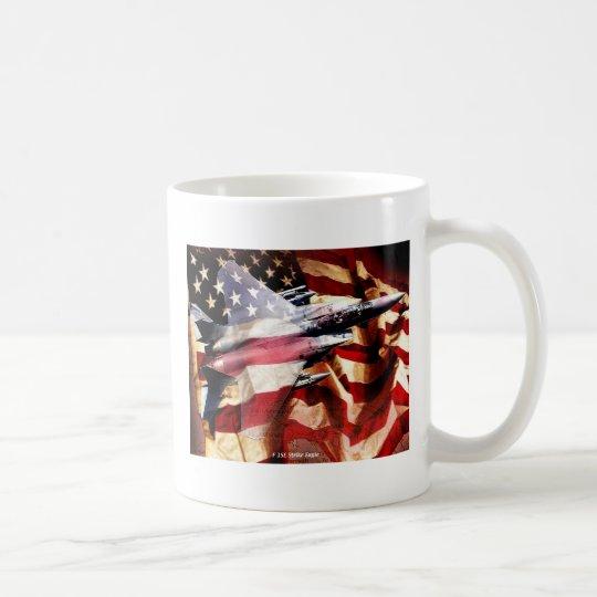 F15 Streik Eagle 2 Kaffeetasse