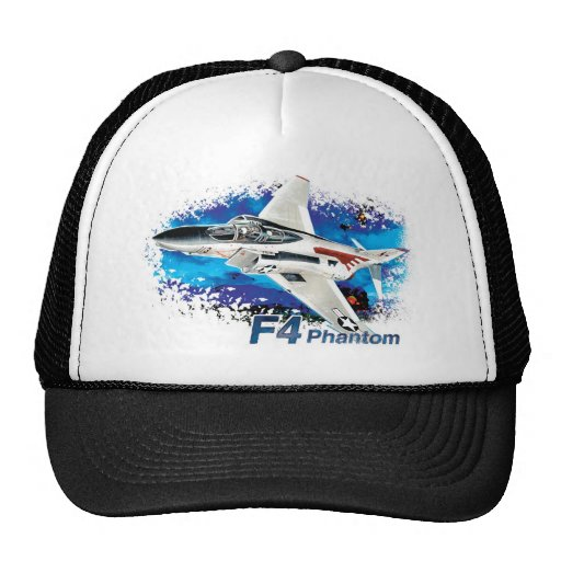 F4 Phantom McDonnell Douglas Trucker Cap