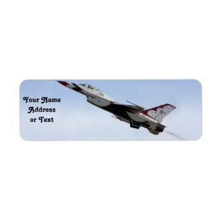F-16 Thunderbird im Flug