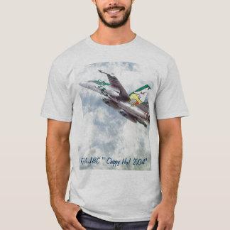 "F/A-18 HORNET, F/A-18C "" Chippy Ho! 2004"" T-Shirt"