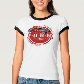 F.O.R.M HotRod T - Shirt (Mädchen)