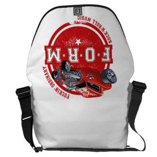 F.O.R.M HotRod Tasche Kurier Tasche