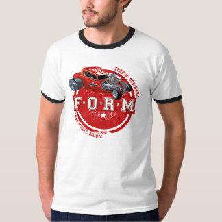 F.O.R.M HotRod Wecker-T - Shirt