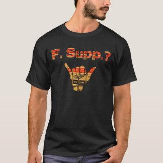 F. Zusätzl.? T-Shirt