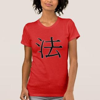 fǎ - 法 (buddhistischer Unterricht) T-Shirt