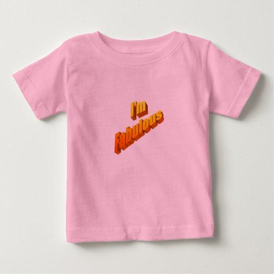 Fabelhaft Baby T-shirt